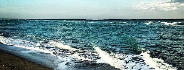 Hobe Sound Beach is one of Florida.