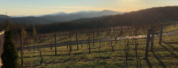 Fox Meadow Winery is one of Posti salvati di Athena.