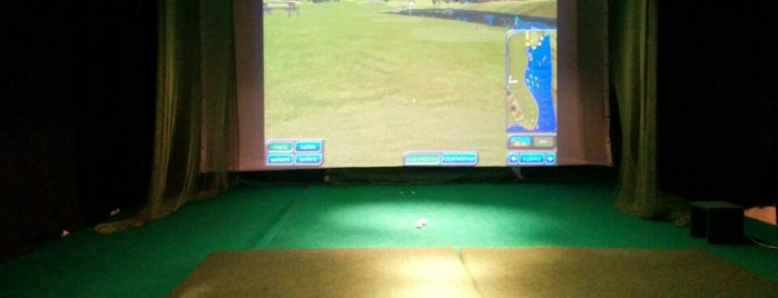 Areena is one of Golf winter training centers in Finland.