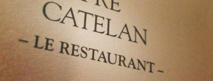Le Pré Catelan is one of 3* Star* Restaurants*.