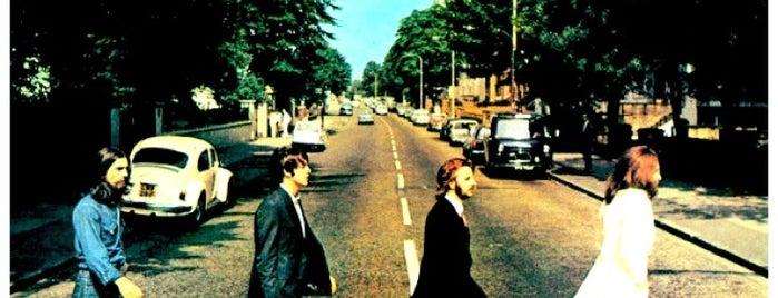 Abbey Road Crossing is one of London Favorites.