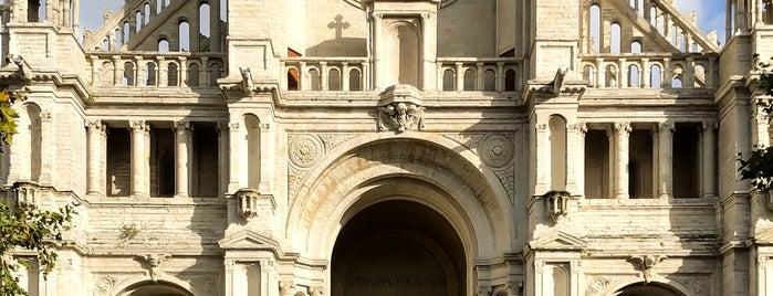 Église Sainte-Catherine / Sint-Katelijnekerk is one of Posti che sono piaciuti a Carl.