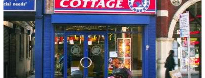 Chicken Cottage is one of London.