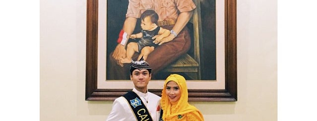 Rumah Dinas Walikota Surabaya is one of Government of Surabaya and East Java.