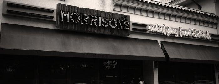 Morrison's is one of Jerod 님이 좋아한 장소.