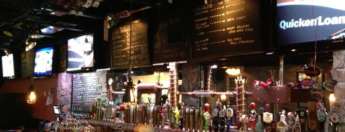 Tap & Barrel is one of Favorite Bars.