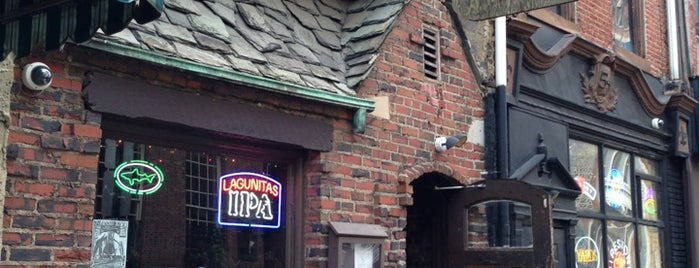 Khyber Pass Pub is one of philly food.