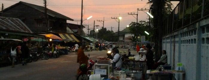 ตลาดเช้า สะพานยูง is one of Ranong.