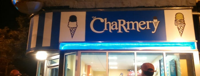 The Charmery is one of Places I've Reviewed.