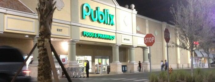 Publix is one of สถานที่ที่บันทึกไว้ของ Emre.