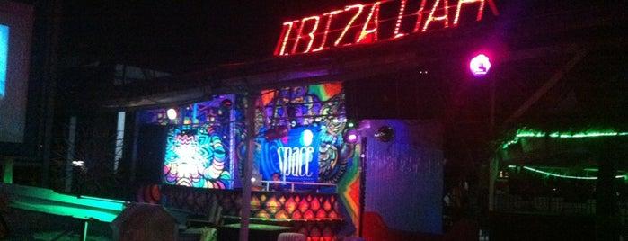 Ibiza Bar is one of Phi phi island.