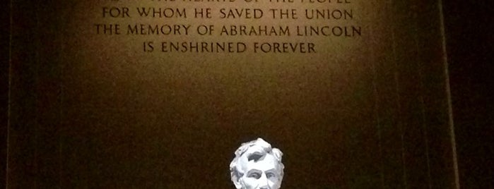 Mémorial Lincoln is one of Outside-of-Austin Traveler.