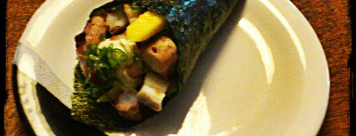 O Tao Sushi Bar is one of Locais salvos de Philipe.