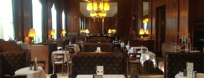 Café Landtmann is one of Must-Visit ... Vienna.