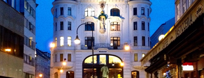 Lugeck is one of vienna to do.