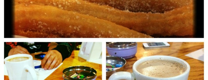 Los Churros De Valle is one of Maria Isabelさんの保存済みスポット.
