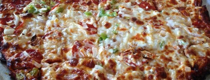 Venezia is one of Pizza.