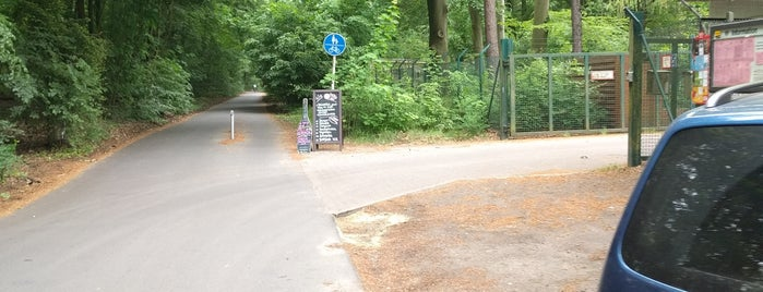 DEVA Schießstand Wannsee is one of Oli : понравившиеся места.