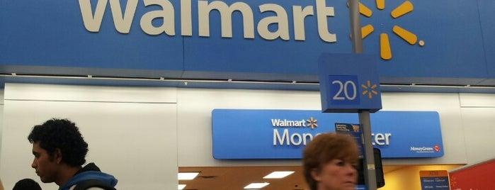 Walmart Supercenter is one of สถานที่ที่ Michael ถูกใจ.