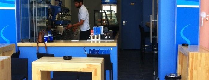 Coffeebrands is one of สถานที่ที่ Αθηνά ถูกใจ.