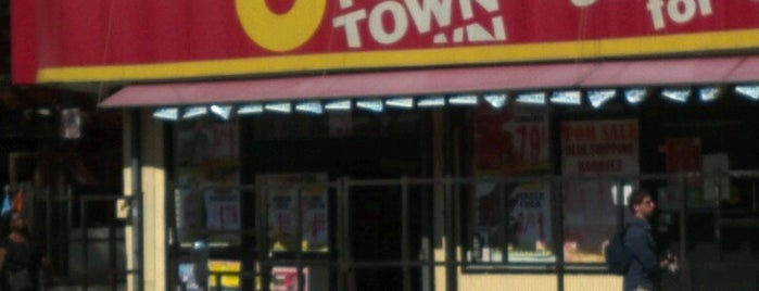 C-Town Supermarkets is one of Ditmas Park vs. Flatbush.
