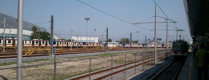 Metrorrey (Estación Talleres) is one of Por Hacer.