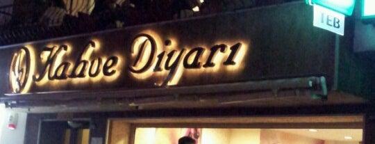 Kahve Diyarı is one of Lugares favoritos de Bemish 👪.