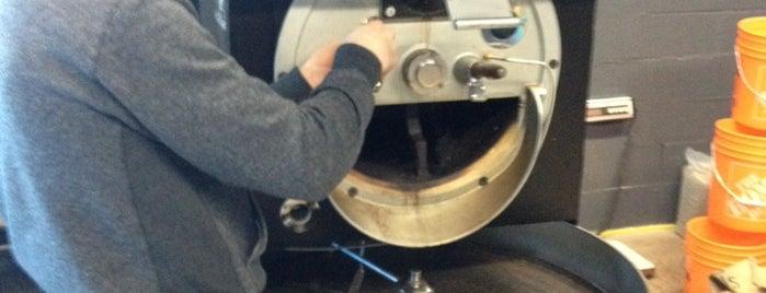 Pig Iron Coffee Roasters is one of Worldwide coffee TODO.