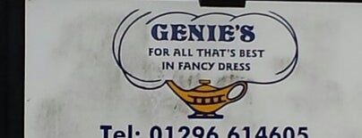 Genie's Fancy Dress is one of Carl'ın Beğendiği Mekanlar.