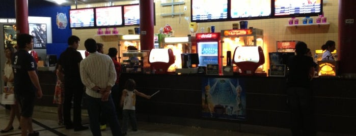 Cinépolis is one of Marcosさんのお気に入りスポット.