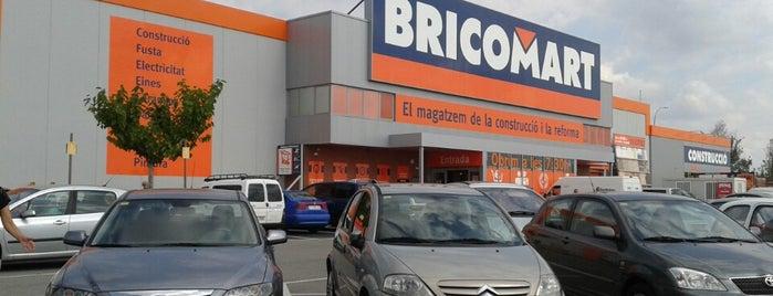 Bricomart is one of Locais curtidos por Jose Antonio.