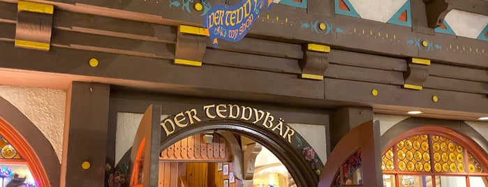 Der Teddybär Toyshop is one of ATS TRAVEL FL  EPCOT.