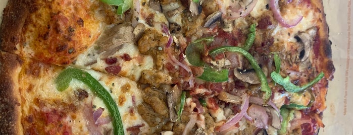 Blaze Pizza is one of Atlanta.