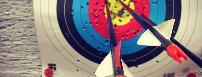 Archery Headquarters is one of Things to try..