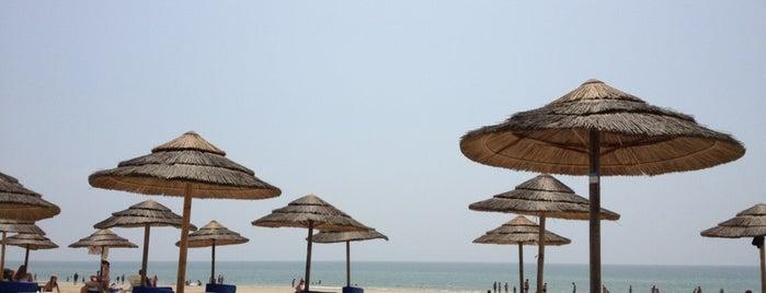 Praia de Cabanas is one of André : понравившиеся места.