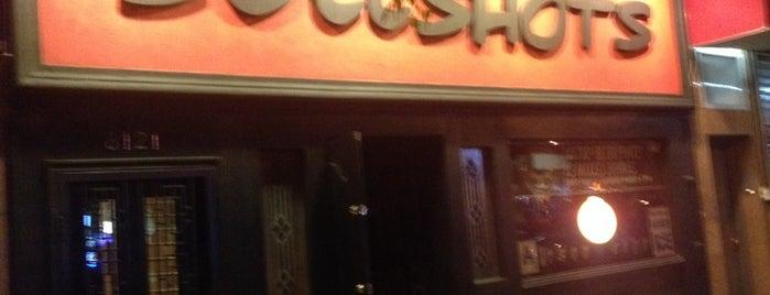 Bullshots Bar is one of ercole.