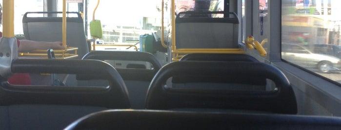 Bus 822 is one of Yus'un Beğendiği Mekanlar.