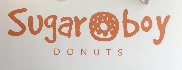 Sugar Boy Donuts is one of Lugares favoritos de Bryan.