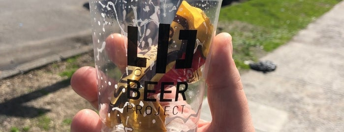 LIC Beer Project is one of NYC Drank.