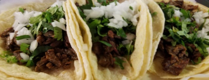 Taqueria La Zacatecana is one of Every Taco in Chicago.