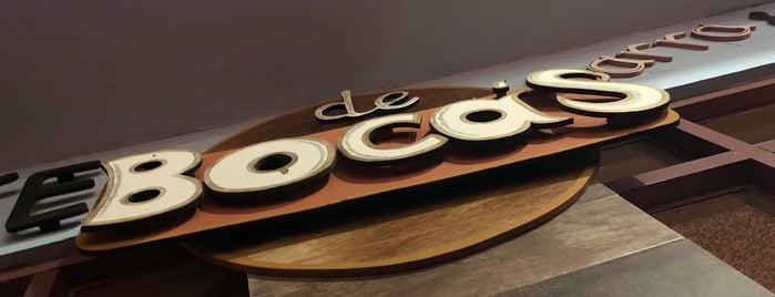 De Boca's Restaurant is one of PR.