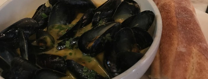 Mussel & Burger Bar is one of Louisville.