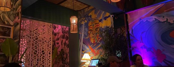 Waikiki Tiki Room is one of CDMX.