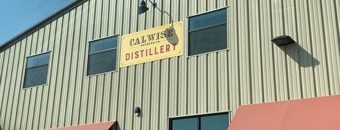 Calwise Spirits Co. is one of Central coast.