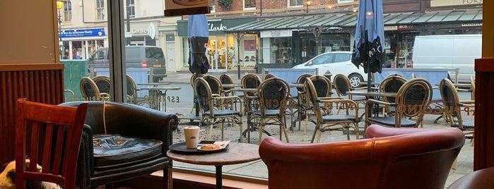 Caffè Nero is one of Blackpool.