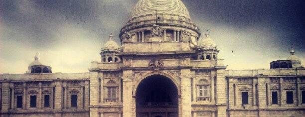Victoria Memorial is one of Incredible India.
