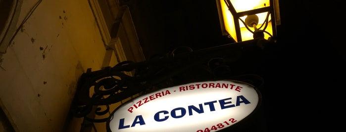 Pizzeria La Contea is one of Planeta's wines in the world.