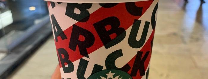 Starbucks is one of Lugares favoritos de Ricardo.