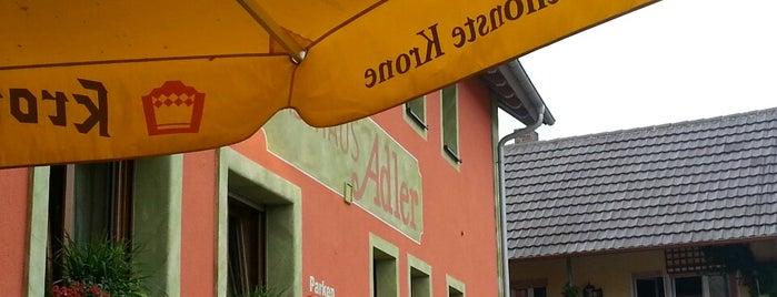 Gasthaus Adler is one of Locais curtidos por Sven.