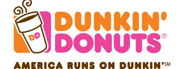 Dunkin' is one of My Favorites.